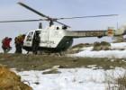 Un rescate en helicóptero de un montañero cuesta unos 4.000 euros