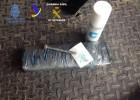 Incautados 100 kilos de cocaína de las puertas de cuatro contenedores