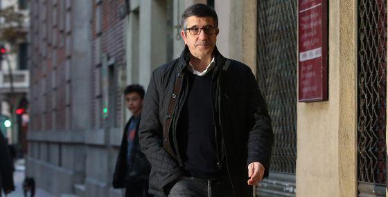 """Patxi López: """"El espectáculo que estamos dando es lamentable"""""""