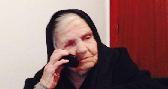 Silvestra Mahillo, 103 años.