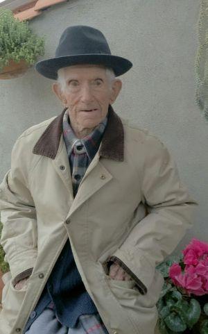 Silvestre Llorente, 103 años