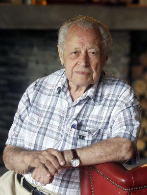 El doctor José María Segovia de Arana, en 2011.