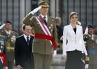 Felipe VI pide reaccionar con unidad y firmeza ante el terrorismo