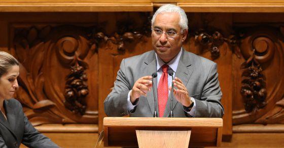 El primer ministro portugués, António Costa.