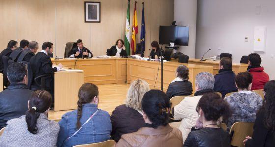 El juicio celebrado el pasado viernes contra los padres de El Cuco.