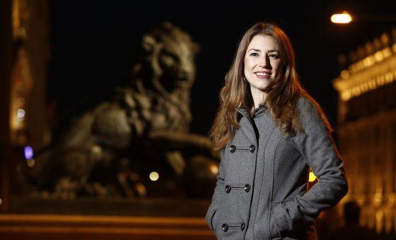 Maria Such (PSOE), de 25 años, es la diputada más joven del Congreso de los Diputados