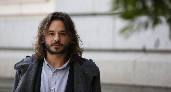 Miguel Vila, de 31 años: de excámara en el Congreso a diputado en la Cámara baja por Podemos.