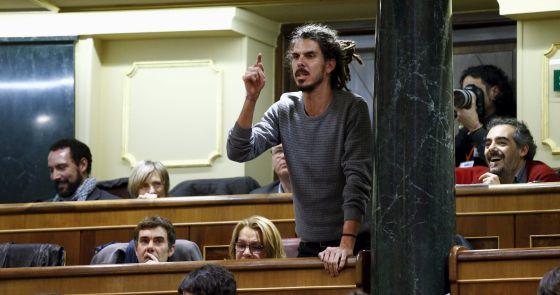 Alberto Rodríguez, de Podemos
