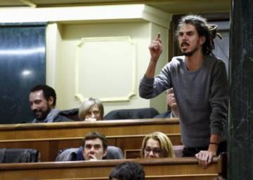 """Alberto Rodríguez: """"Las rastas son un peinado como otro cualquiera"""""""