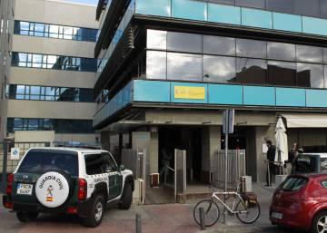 13 detenidos y 15 registros en la firma estatal Acuamed por presunto fraude