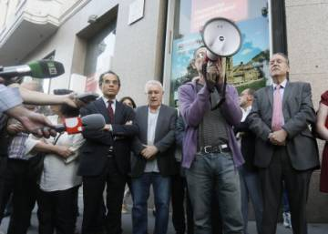 """Me enerva la Diada porque me mueve el amor a España"""