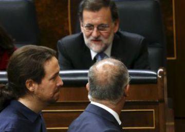 Rajoy desvela la ausencia de contactos para lograr la investidura