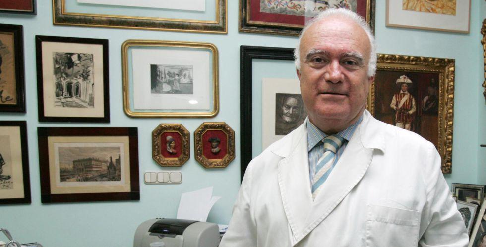El psiquiatra sevillano Javier Criado