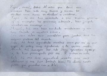 El colegio del niño que se suicidó dice que nadie les avisó de su malestar