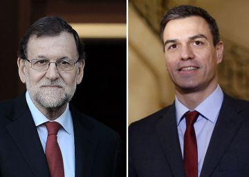 El Rey cierra la ronda de consultas con Podemos, PSOE y el PP