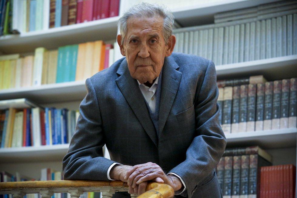 Francisco Rubio Llorente, en 2013.