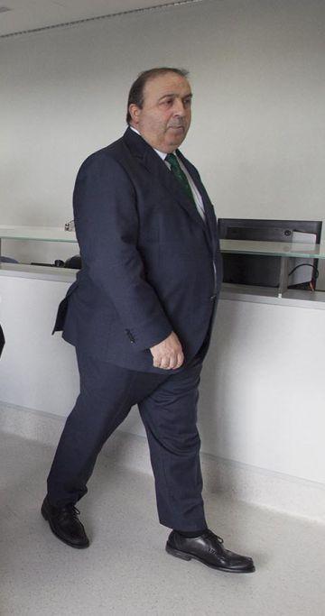El gerente del hospital de A Coruña, Francisco Vilanova