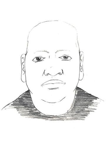 Dibujando los ojos del asesino