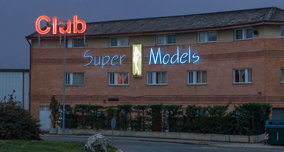 Club de alterne Supermodels de Pamplona