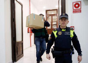 La investigación por la corrupción en Valencia apunta a Rita Barberá