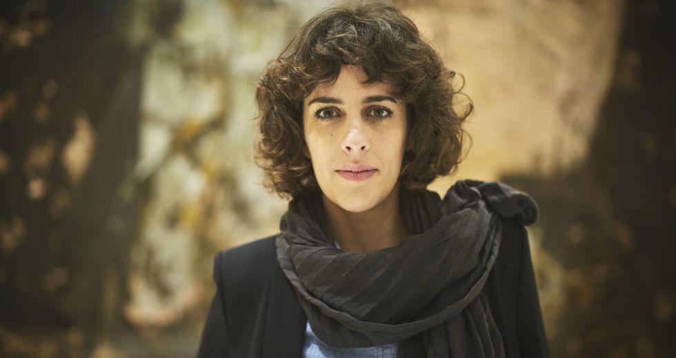 Alexandra Fernández, portavoz de la alianza de Podemos-En Marea.