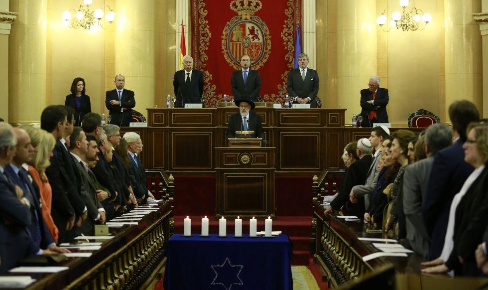 Margallo, García Escudero y Méndez de Vigo