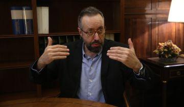 Girauta, portavoz de Ciudadanos, en el Congreso de los Diputados.