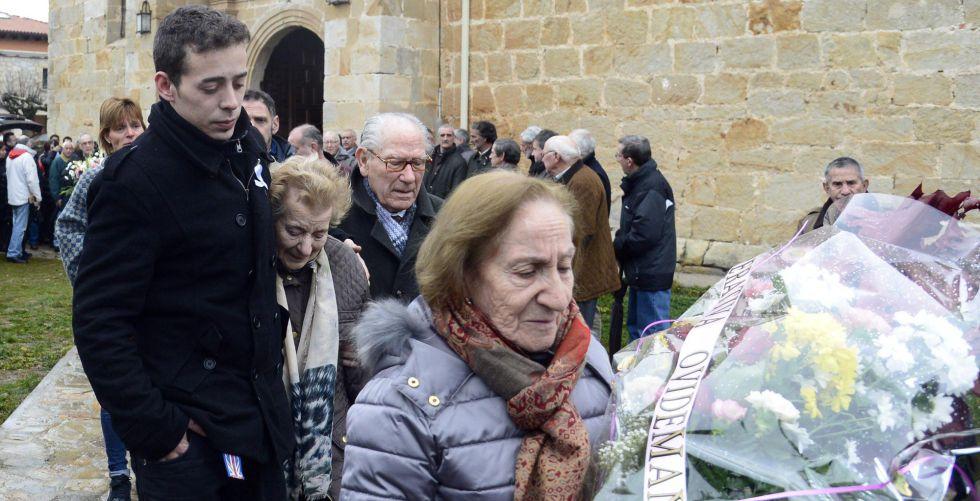 Funeral de Alicia, la niña asesinada en Vitoria