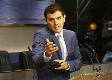 Rivera reclamará en el pacto para la investidura que el PP haga primarias