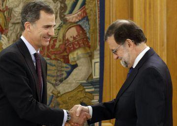 """Sánchez al Rey: """"El PSOE está dispuesto a intentar formar Gobierno"""""""