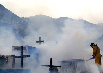 Detectado en Murcia el cuarto caso de zika importado de España