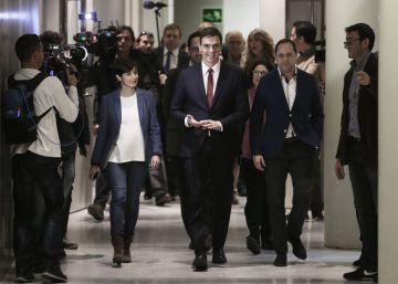 El Rey encarga a Pedro Sánchez que intente formar Gobierno