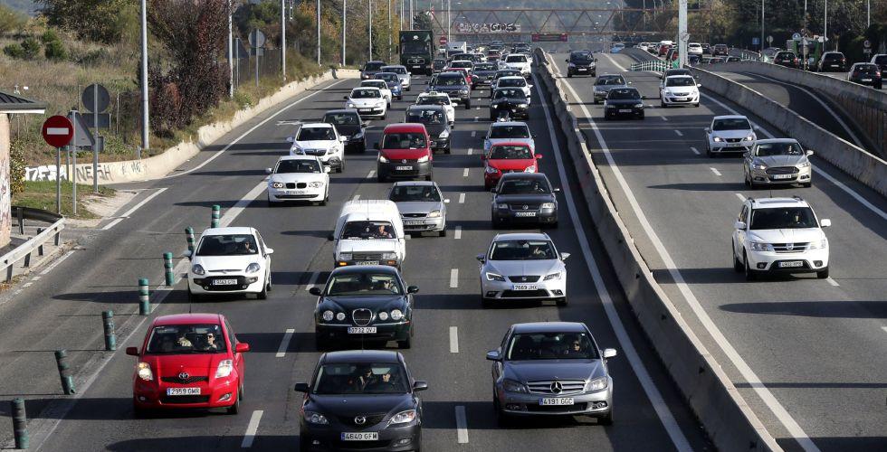 Nacional VI, carretera de A Coruña
