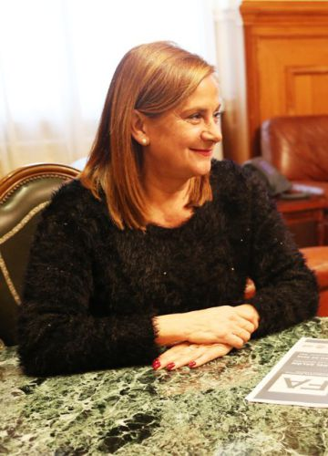 Carmela Silva.