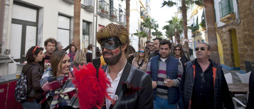 Intoxicación en el Carnaval de Cádiz