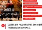 El PSOE informa en una web de las negociaciones para la investidura