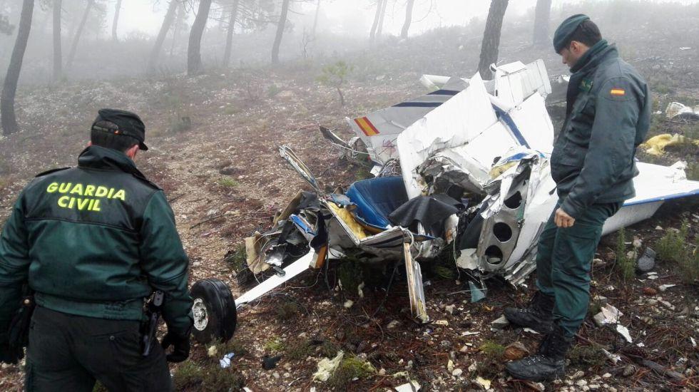 Avioneta desaparecida en Jaén