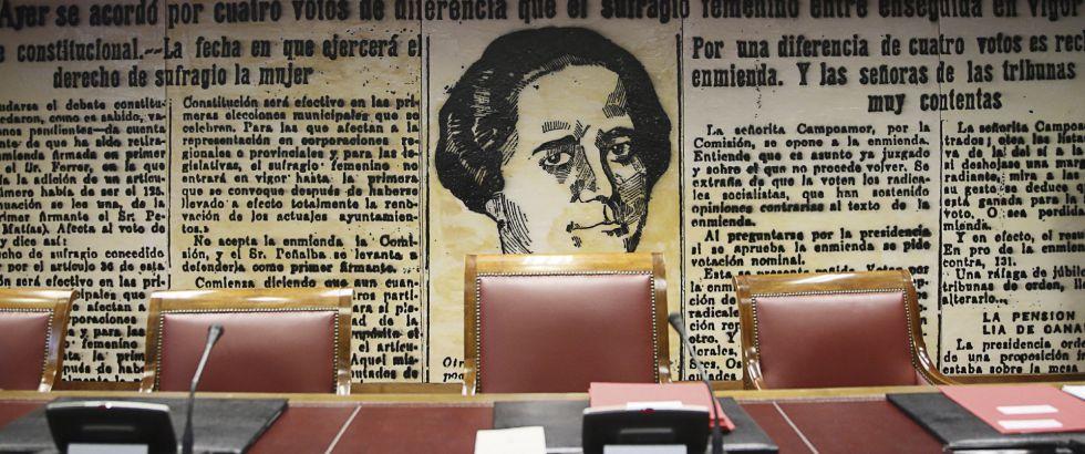 Rita Barberá se ausenta del Senado