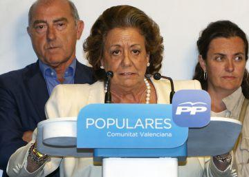 El PP teme la reacción de Barberá, molesta tras exigirle explicaciones