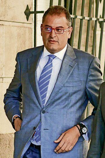 El exconcejal José María Sayago.