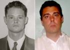 A la izquierda, Romano van der Dussen antes de su ingreso en prisión en septiembre de 2003. A la derecha, el británico Mark Dixie.