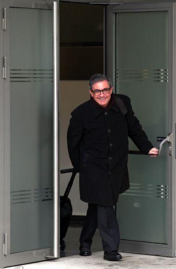 Llegada a la Audiencia Nacional de Jordi Pujol Ferrusola.