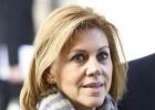 Cospedal dice que cesó al gerente del PP, pero Aguirre lo repescó