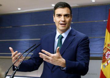 Rajoy y Sánchez descartan en media hora toda colaboración para gobernar