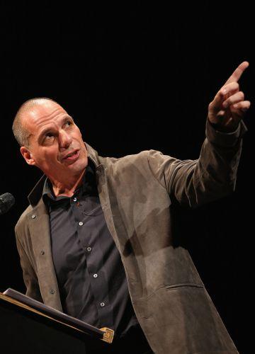 Varoufakis, en Berlín.