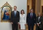 El Rey presidirá la comisión del bicentenario del Museo del Prado