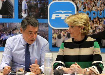 """""""¿Financió usted irregularmente al Partido Popular de Madrid?"""""""