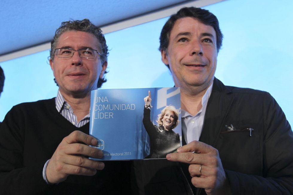 Corrupción PP Madrid