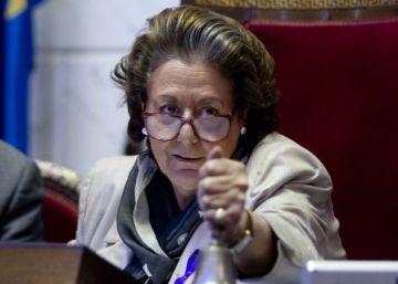 """Rajoy: """"¿Tengo que expulsar a Barberá? No es tan fácil"""""""