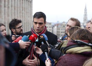 Sánchez y Rivera se reúnen en el Congreso para hablar de acuerdos